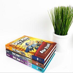 Dog Man 3-Book Series: International Bestsellers